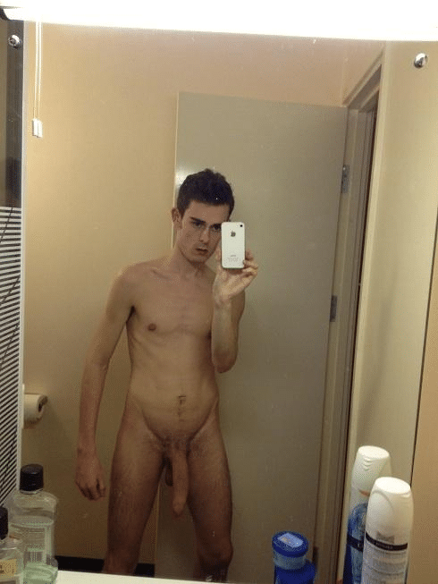 Nude Teen Boy